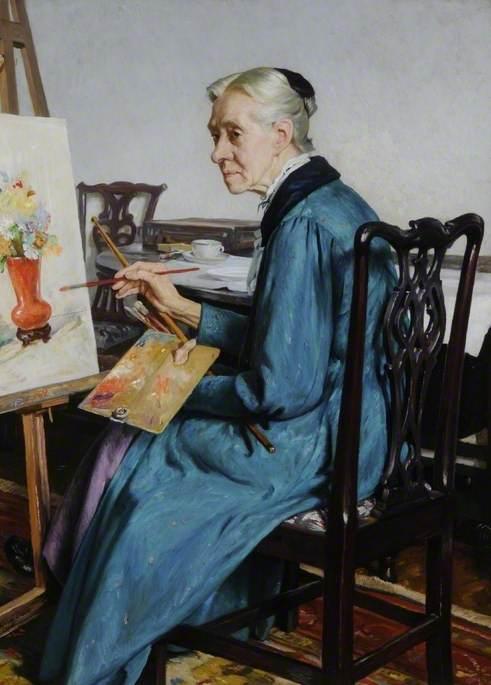 Miss Isobel Dacre (1844–1943)
