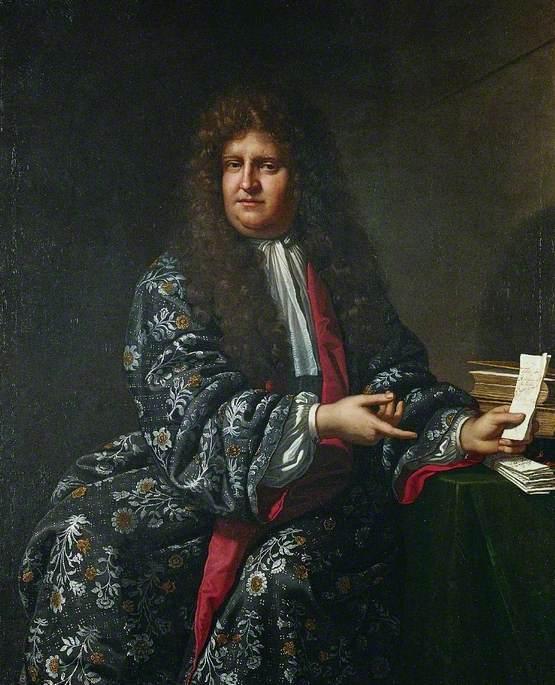 Nathaniel Cholmley (1684–1755)