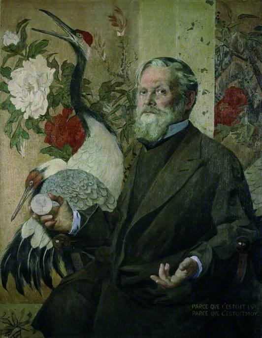 Sir Frank Brangwyn (1867–1956), RA