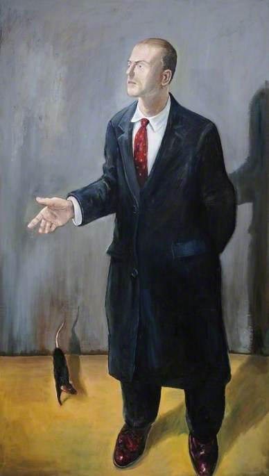Man with a Rat
