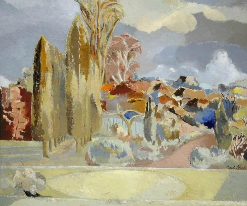 Michaelmas Landscape