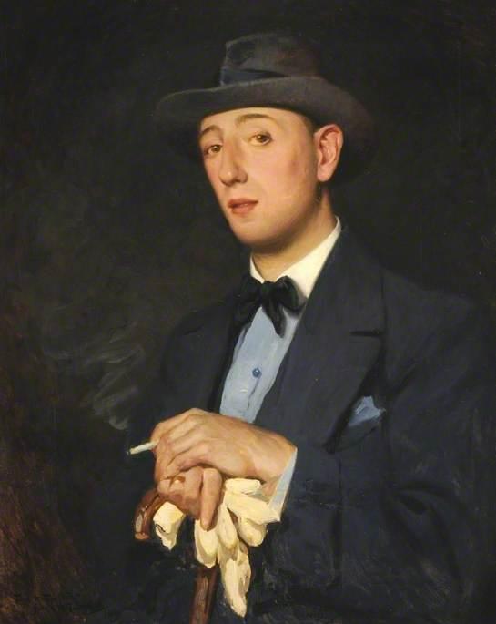 'Jimmy' James (Mr Ernest William James) (1886–1964)