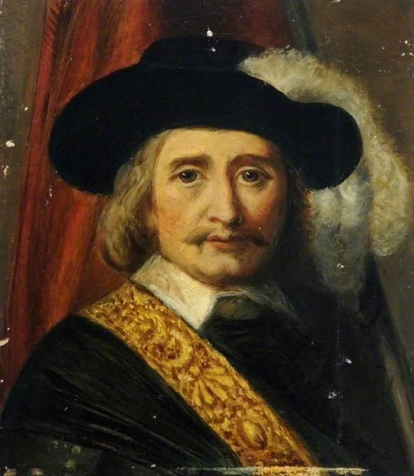 The Standard Bearer (Floris Soop, 1604–1657)