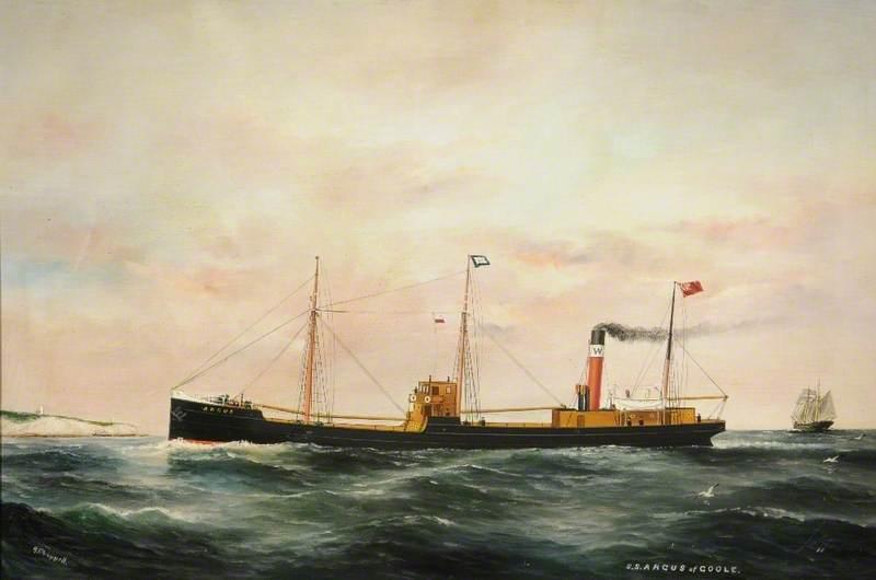 SS 'Argus' of Goole