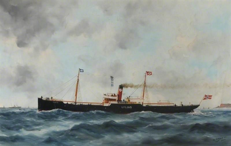 SS 'Lilias'