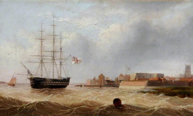 Humber Guardship 'Southampton'