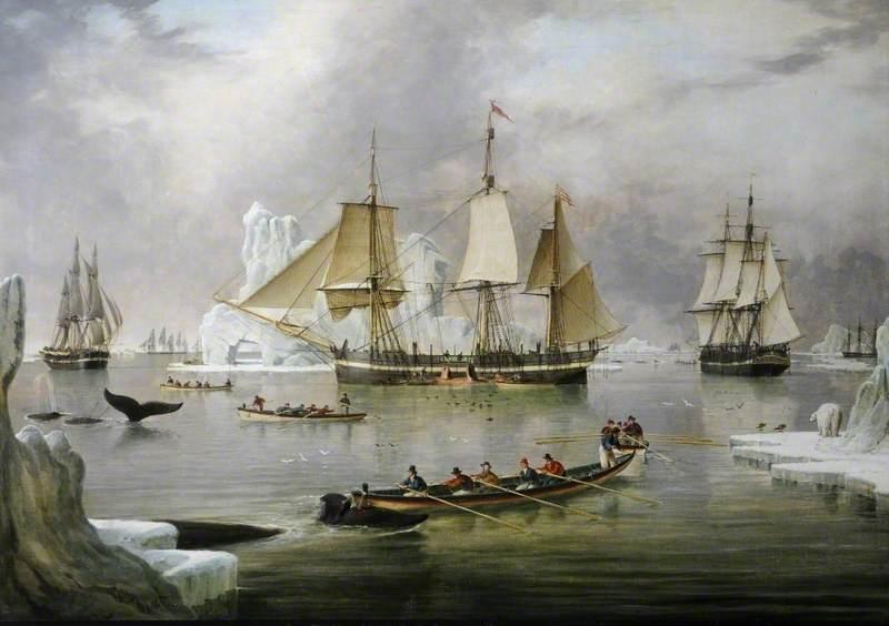 'William Lee' in the Arctic