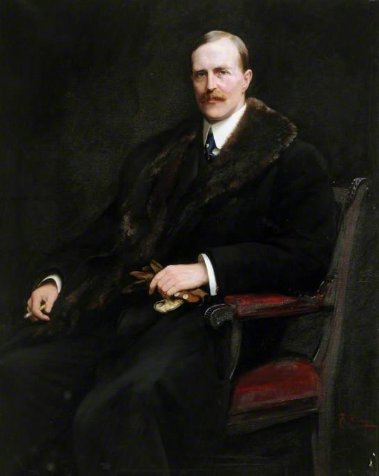 Major Percy Marlborough Stewart (1871–1962)