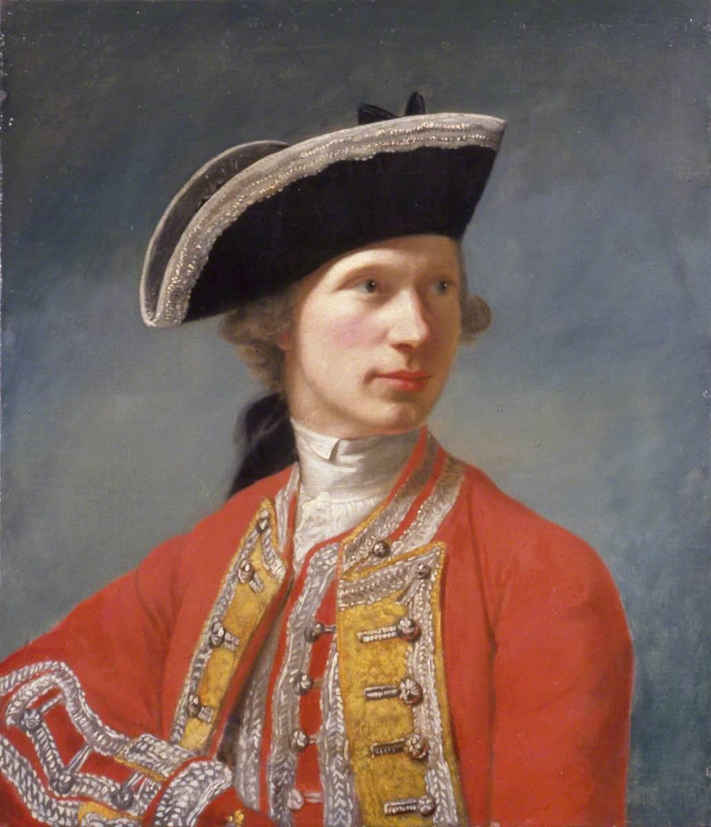 Captain William Baillie