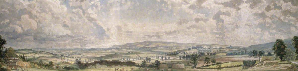 A Sussex Panorama