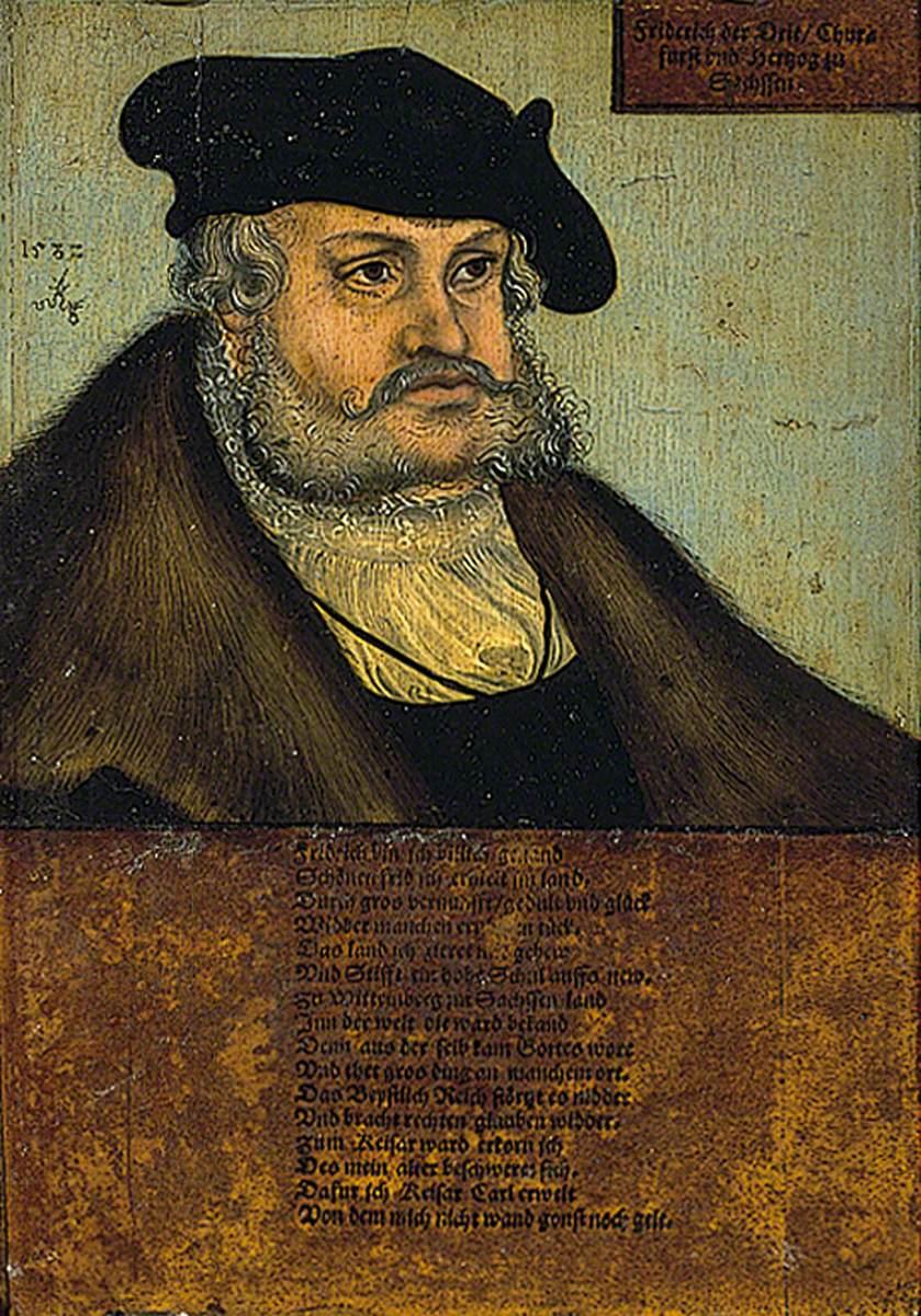 Frederick III, Elector of Saxony