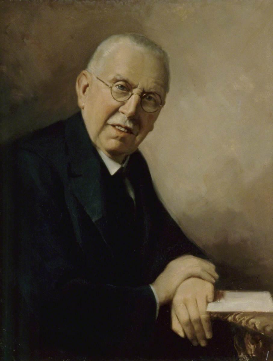 Alderman Sir Herbert Carden (1867–1941), JP