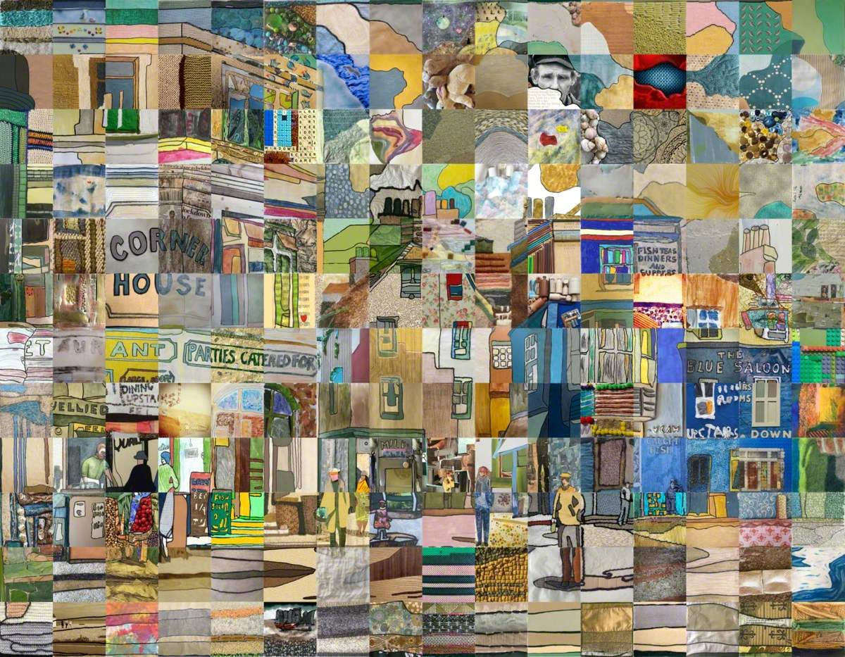 Hastings Digital Quilt