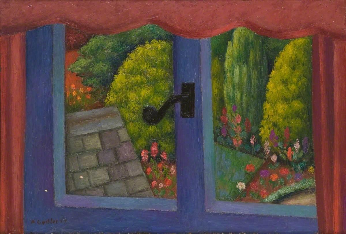 Through the Window (Holt End, Berkshire)