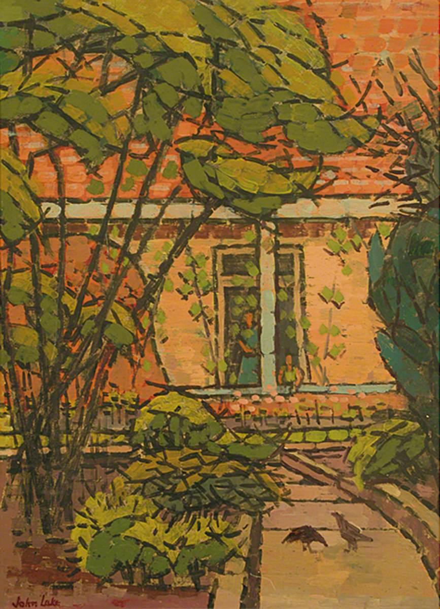 An Eastbourne Garden (A Garden in the Provinces)