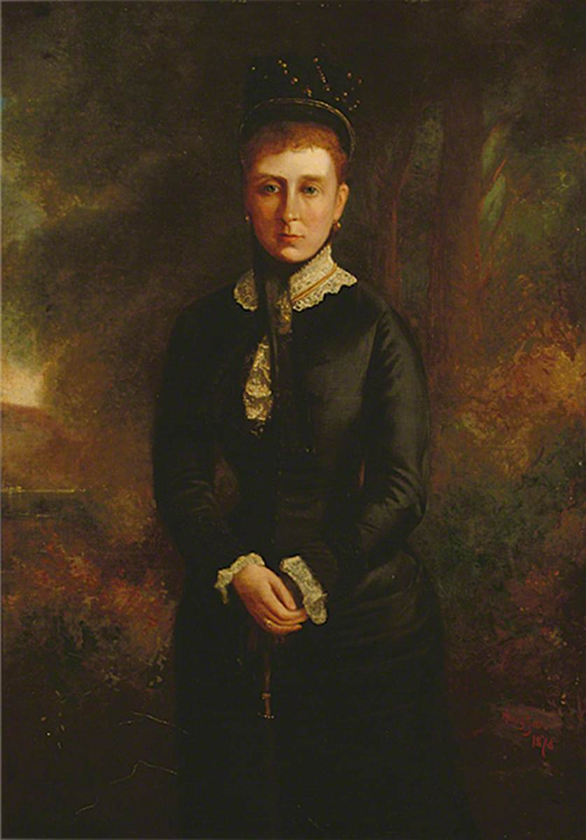 HRH Princess Alice (1843–1878), Daughter of Queen Victoria