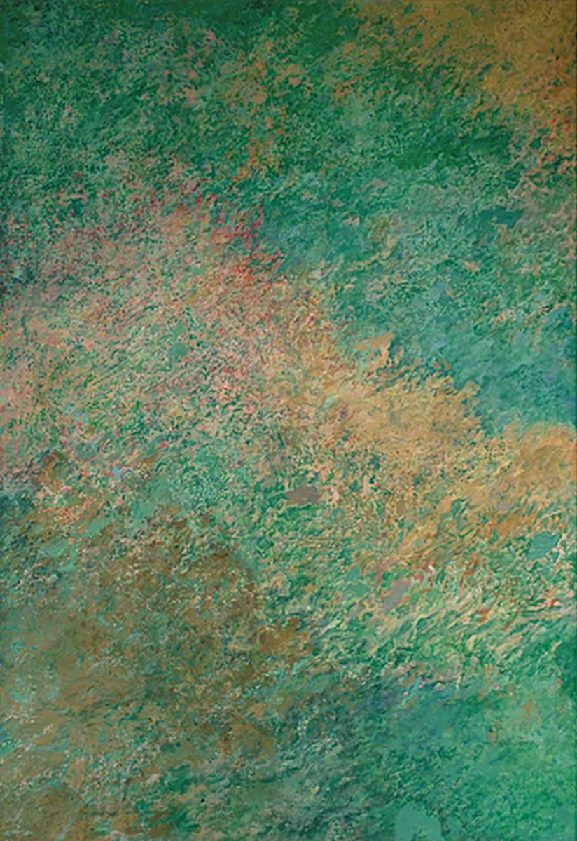 Water Painting: Sandbanks