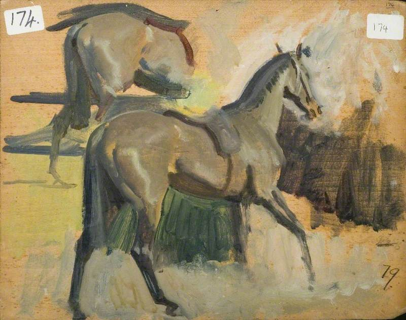 Further Studies of Horses