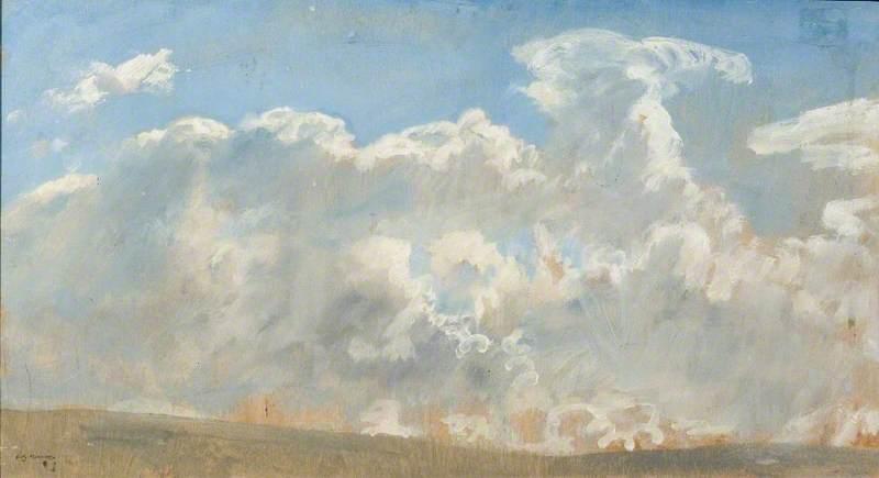 A Cloud Study, Exmoor