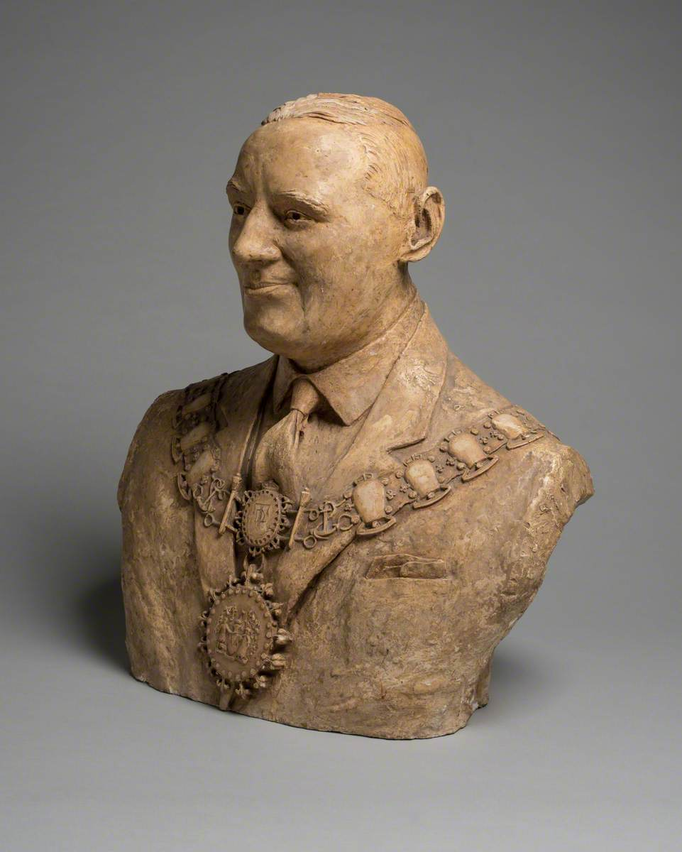 Bust of an Unknown Mayor
