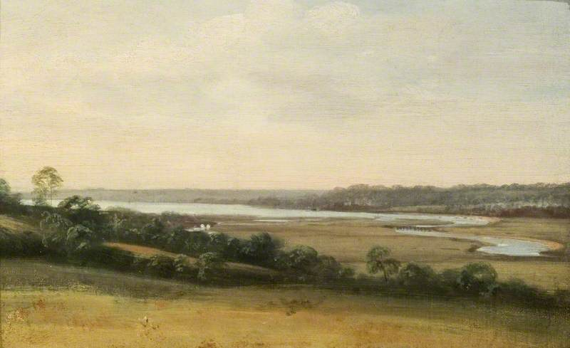 River Stour Looking towards Manningtree