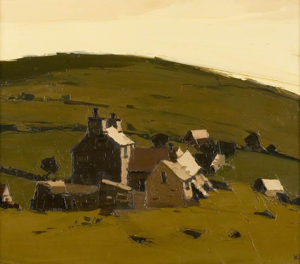 Deserted Farm, Llanrhuddlad
