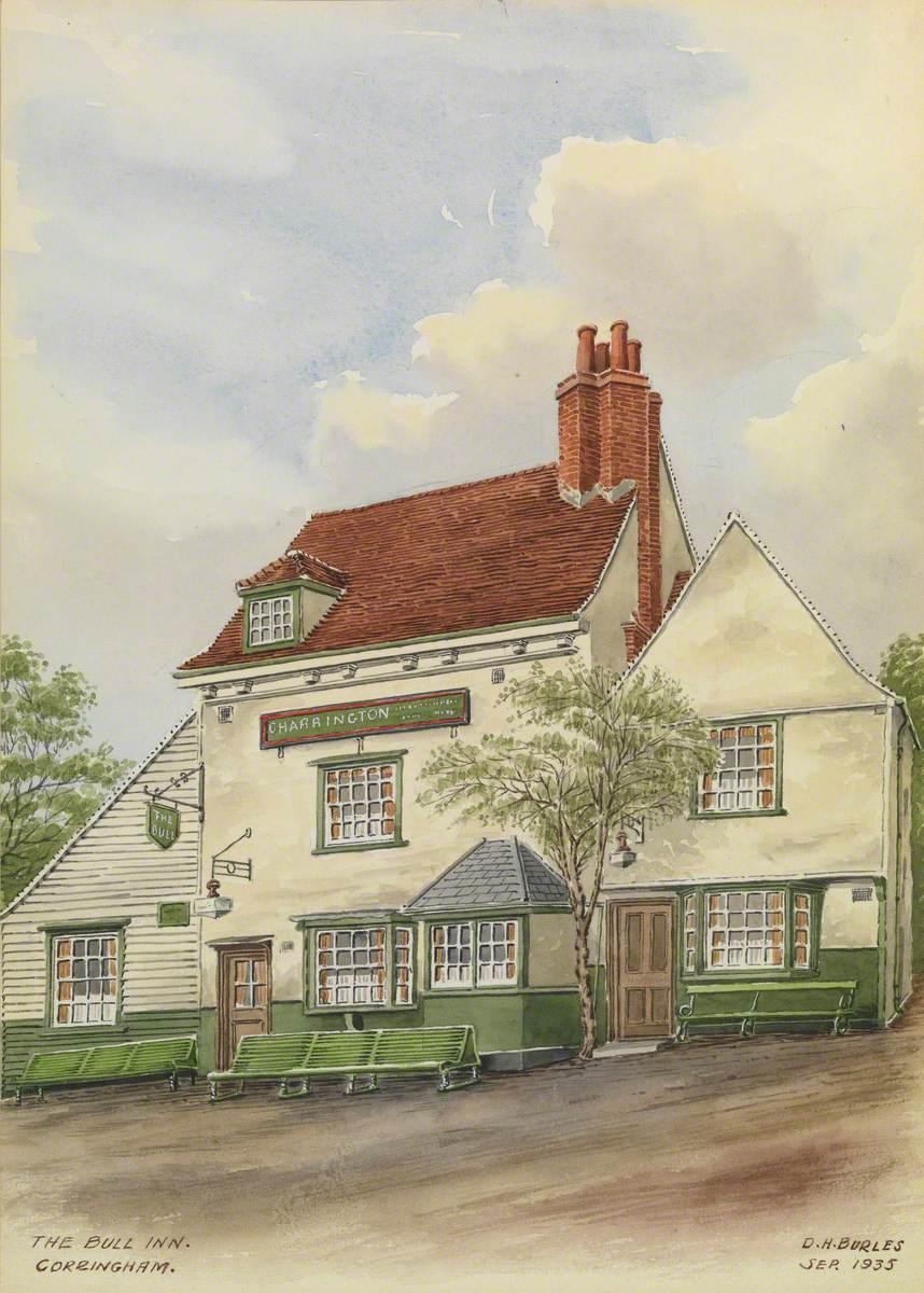 'The Bull Inn', Corringham