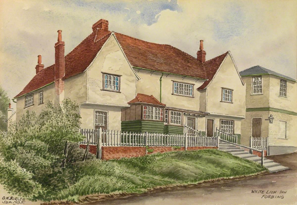 'White Lion Inn', Fobbing