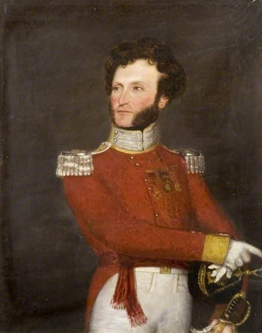 Major-General George O'Malley (1780–1843), GCB, 88th Regiment