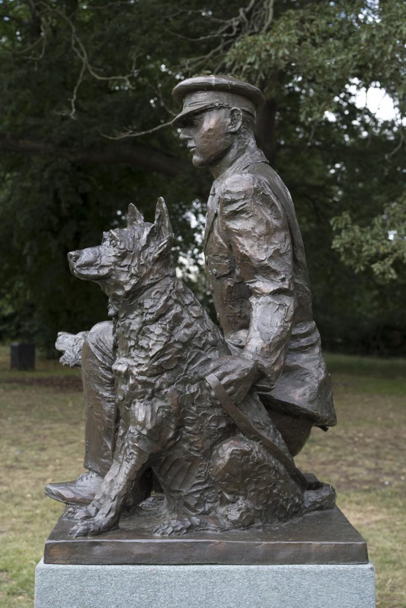 National Police Dog K9 Memorial