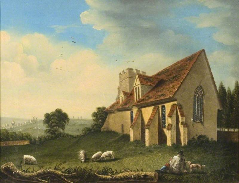 Greenstead Church, Colchester