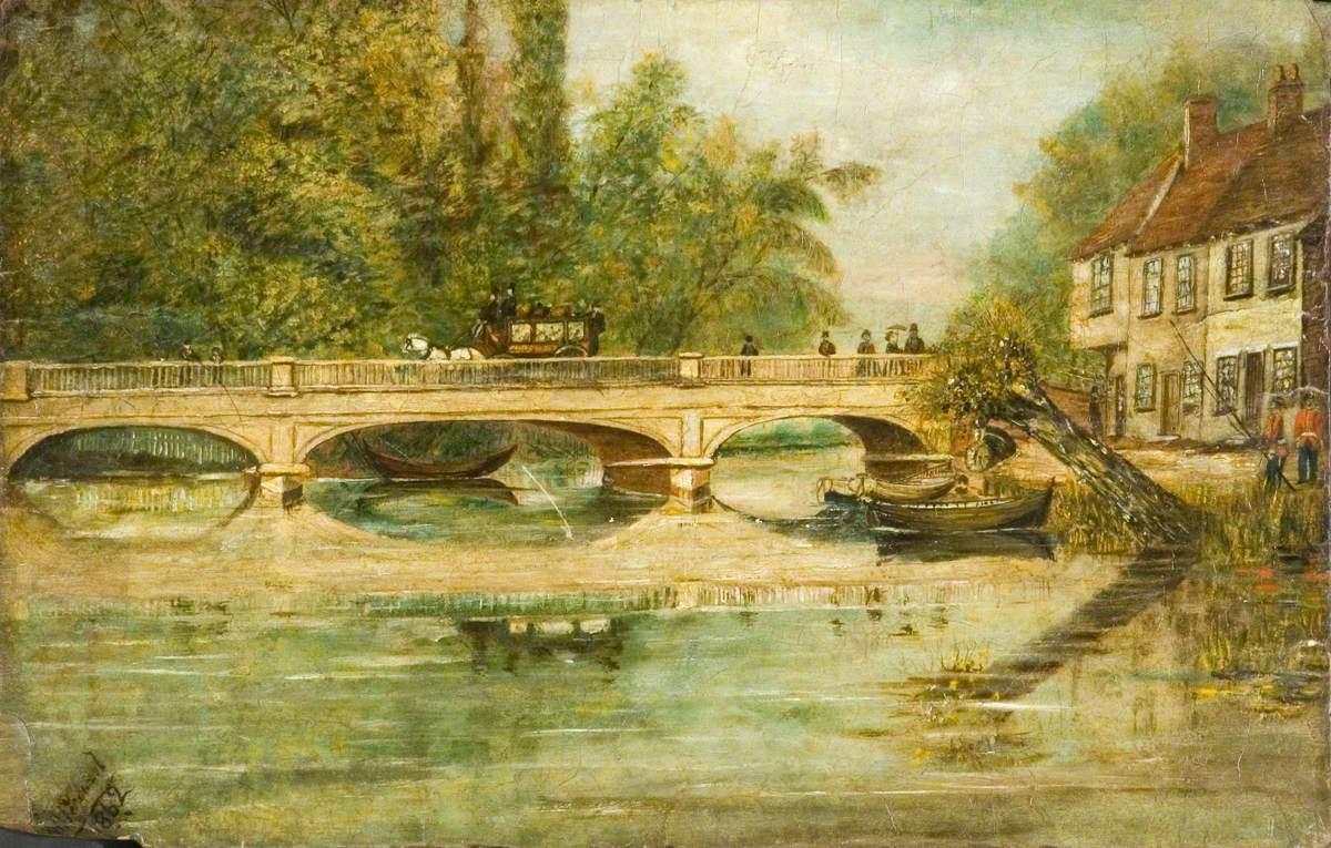 North Bridge, Colchester
