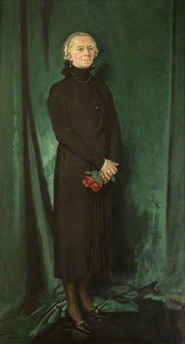 Annie, Viscountess Cowdray, High Steward of Colchester