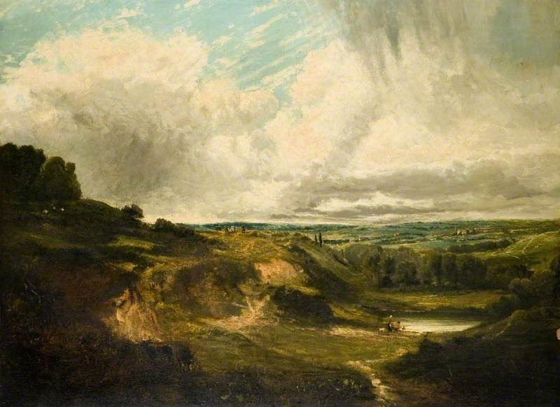 View of Hampstead Heath