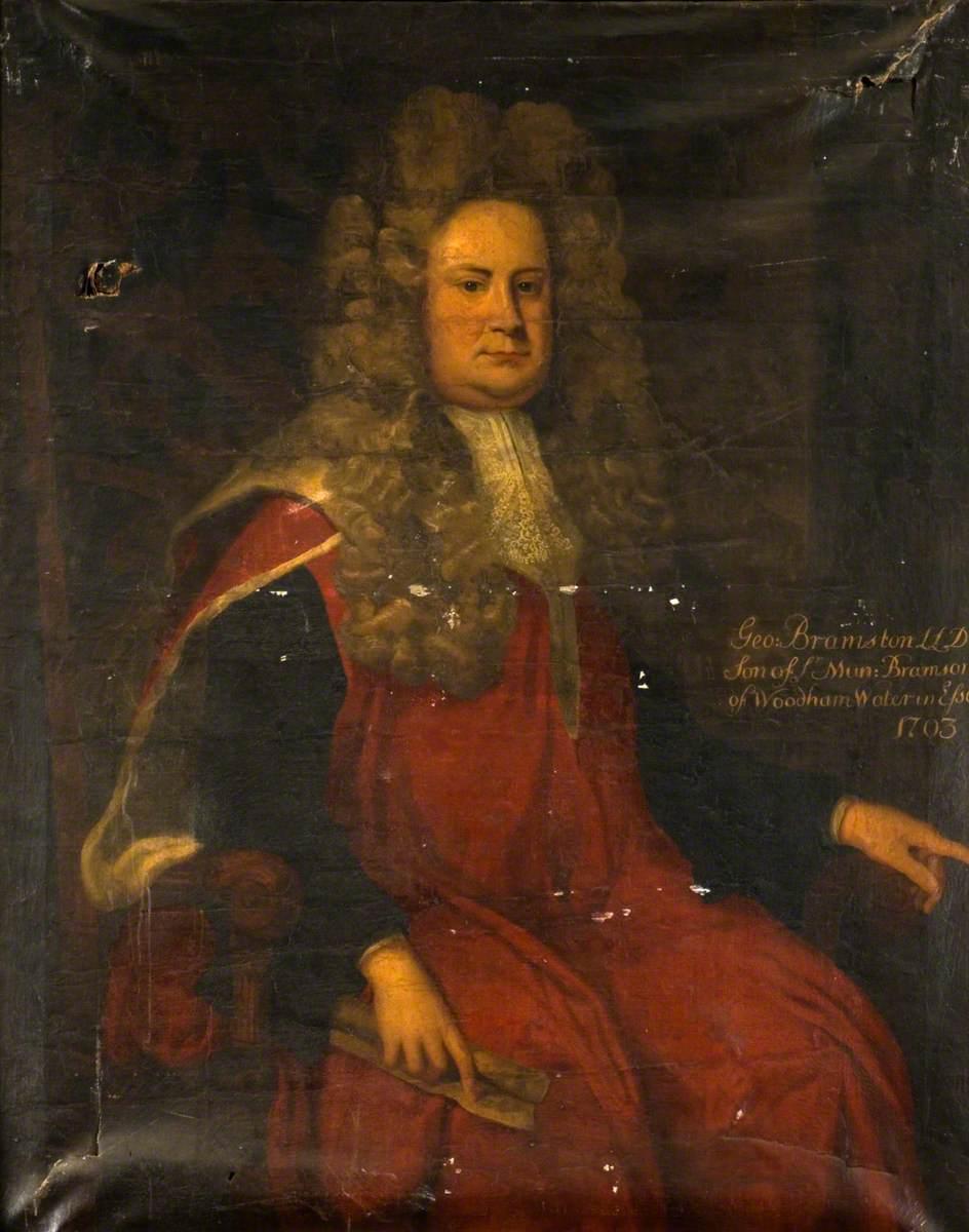 George Bramston, LLD, of Woodham Walter