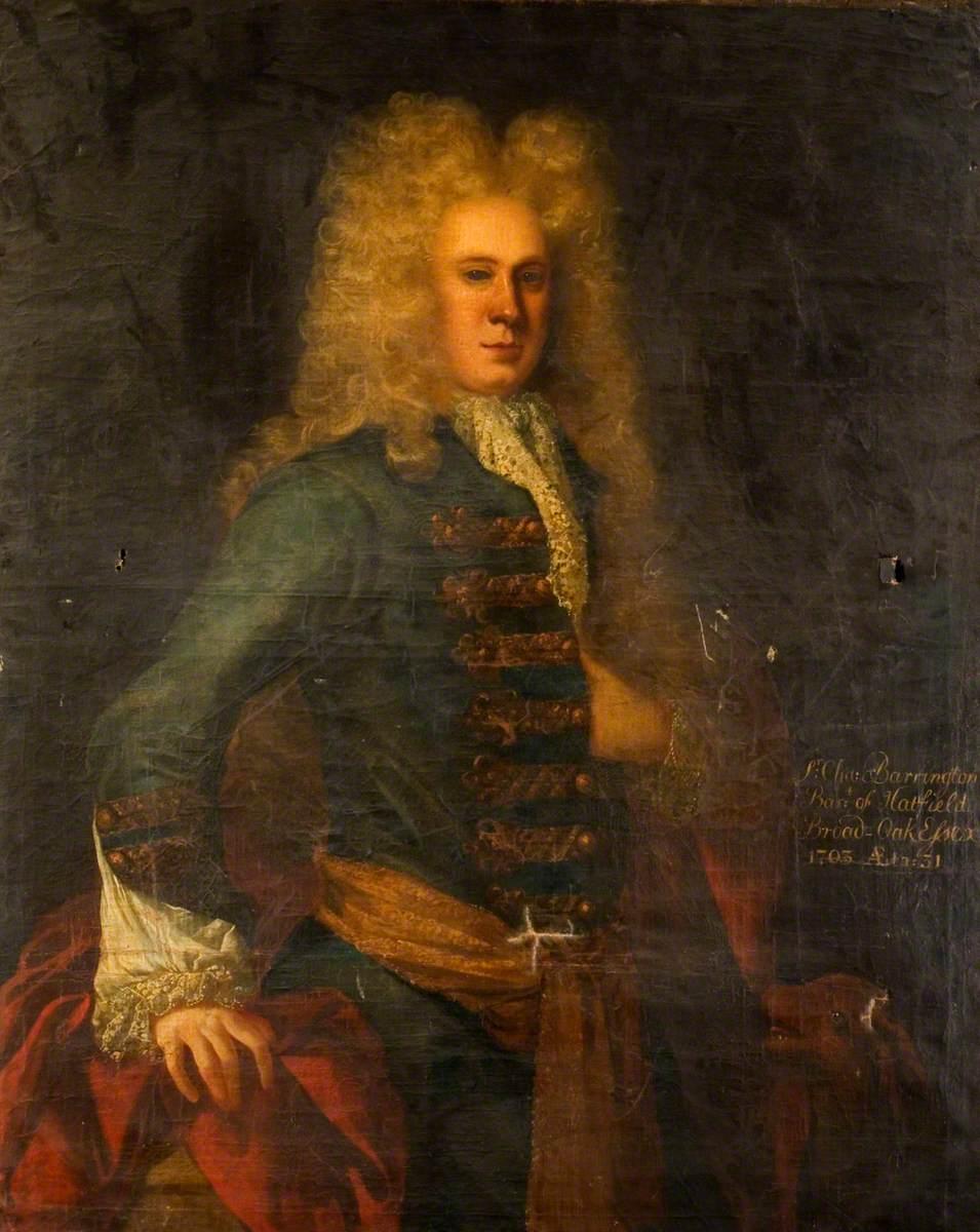 Sir Charles Barrington of Hatfield Broad Oak, Aged 31