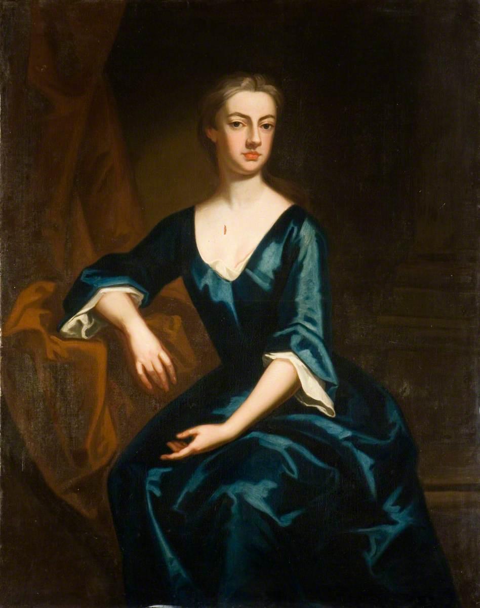 Mary Beke (d.1771), Wife of John Baynes