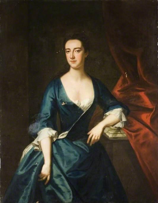 Mary (d.1771), Wife of John Baynes