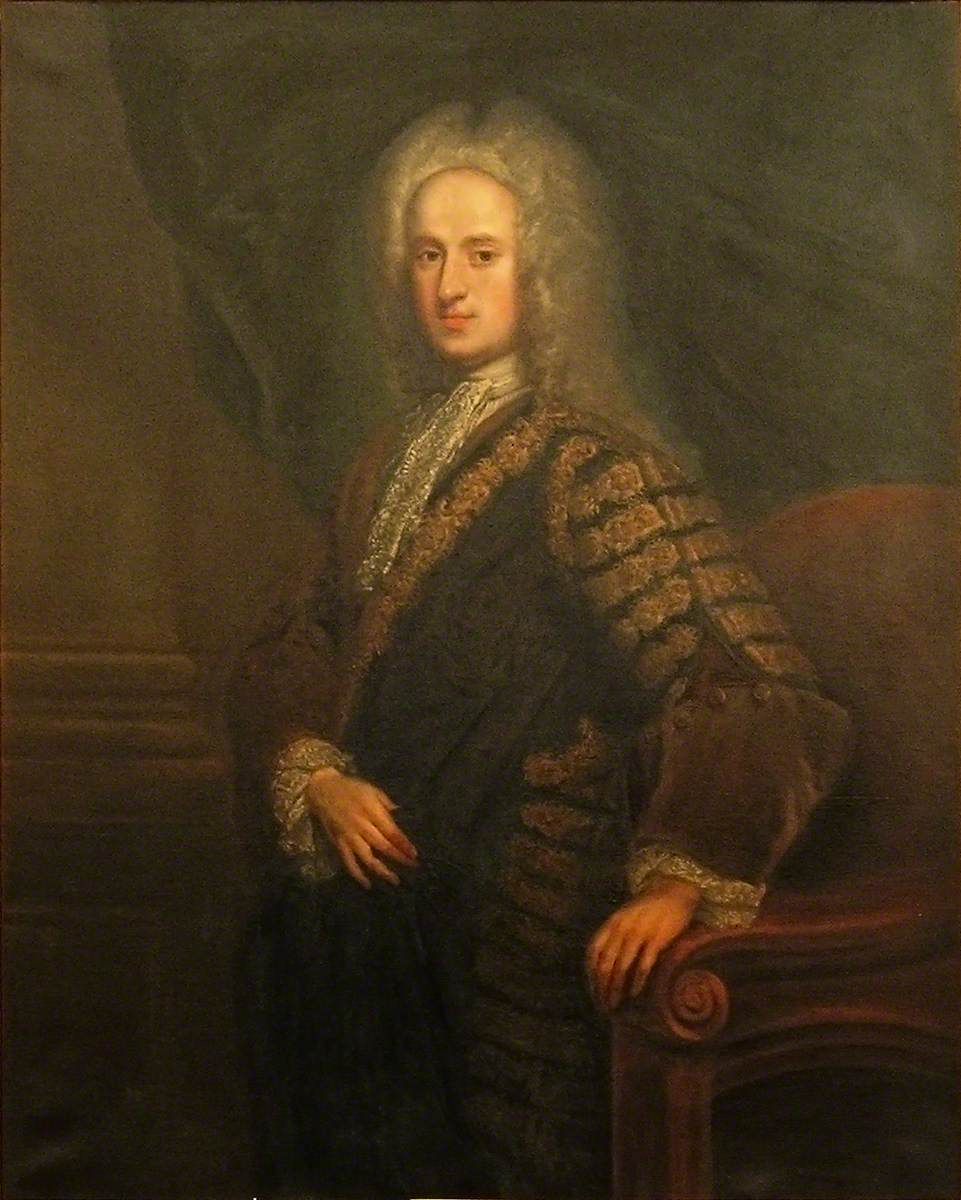 John Hay (1695–1762), 4th Marquess of Tweeddale, Secretary of State for Scotland (1742–1746), Lord Justice General for Scotland (1761–1762)