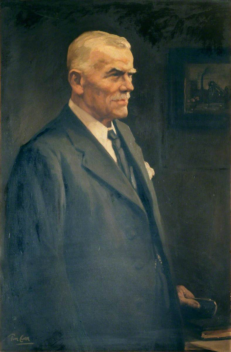 The Right Honourable William Adamson (1863–1936), Secretary of State for Scotland (1929–1931)