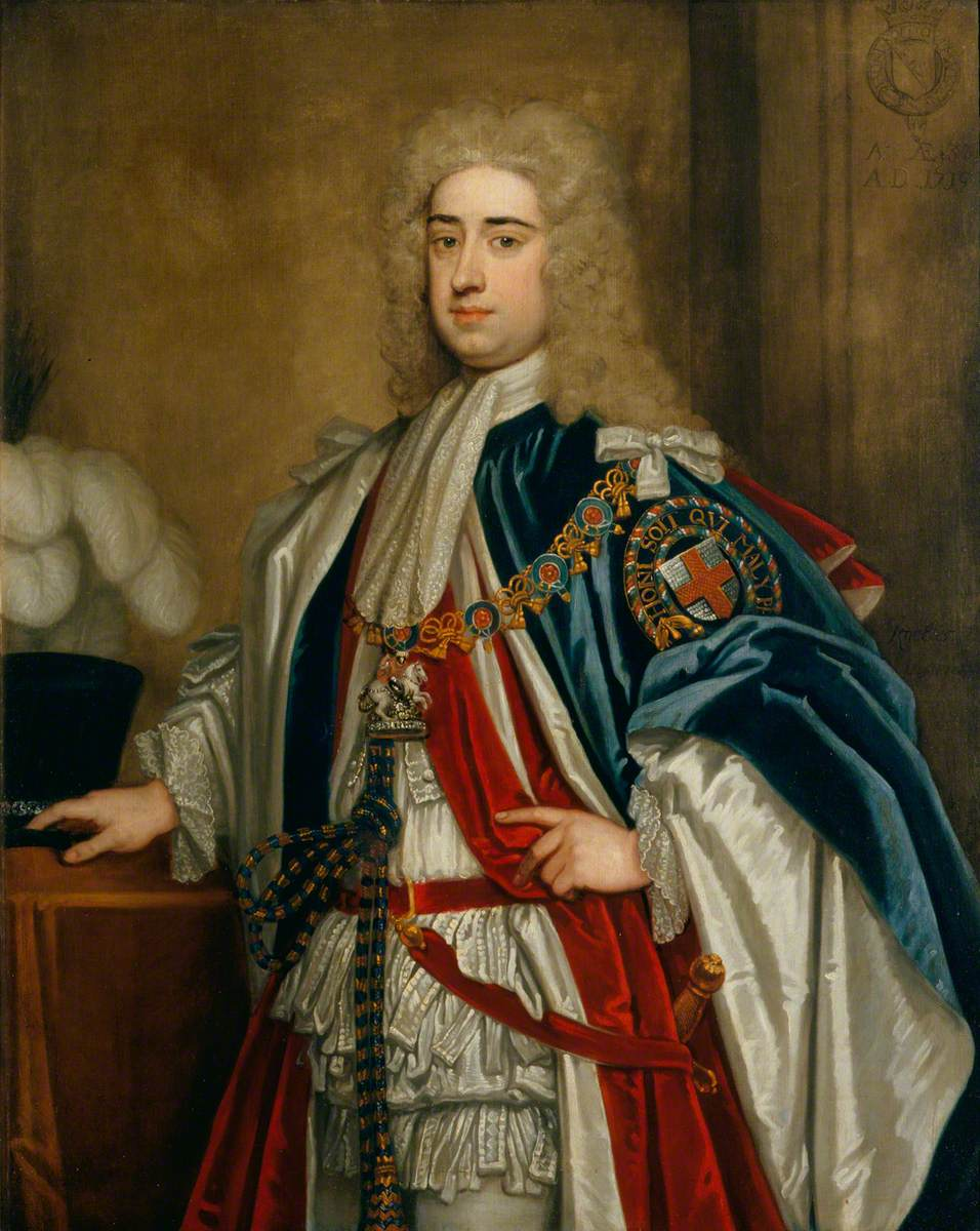 Lionel Cranfield Sackville, 1st Duke of Dorset (1688–1765), Courtier