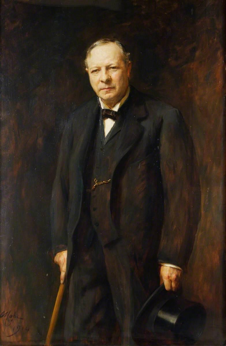 Richard Burdon Haldane (1856–1928), 1st Viscount Haldane, Statesman
