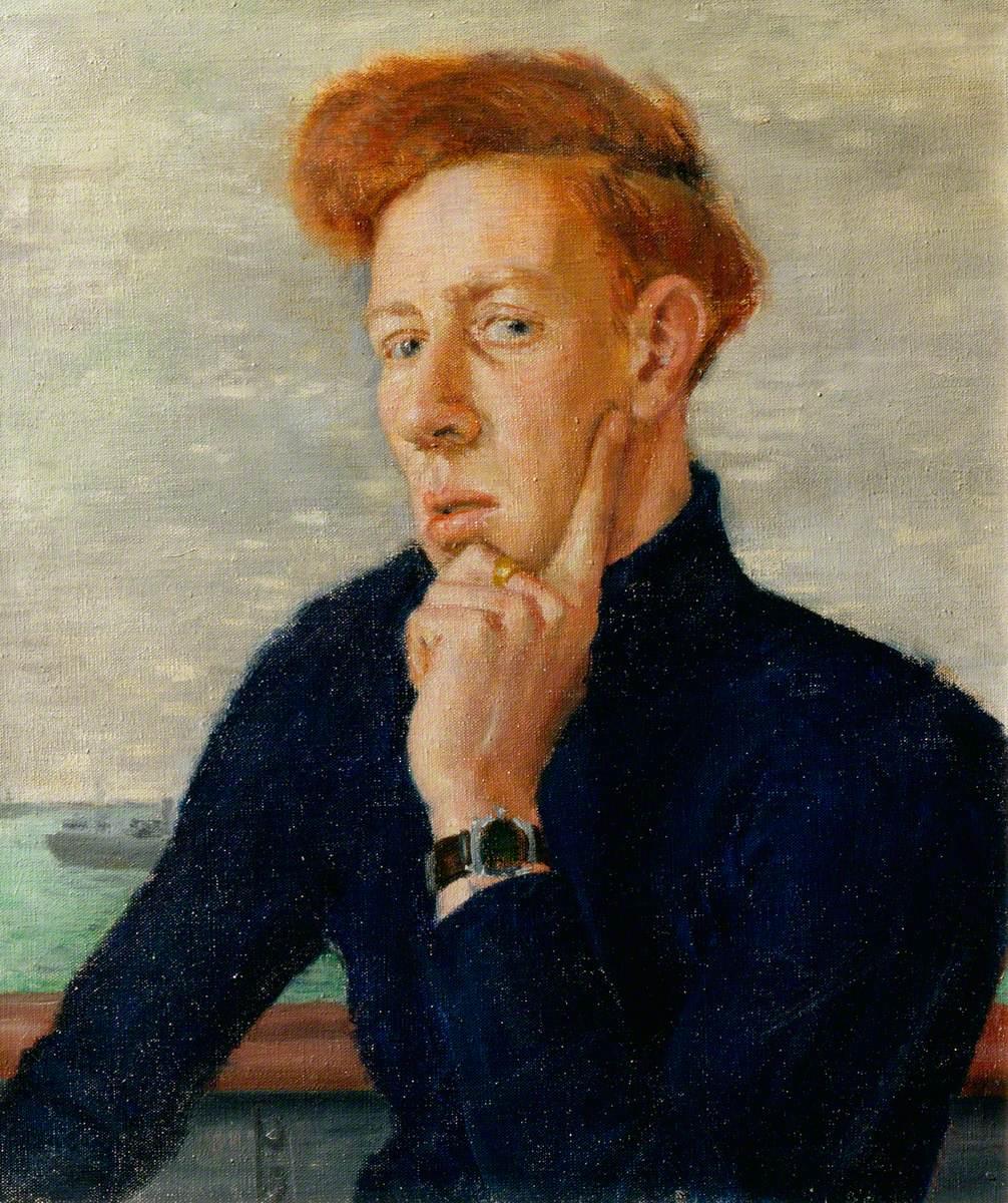 Able-Seaman David Addison, Trawlerman
