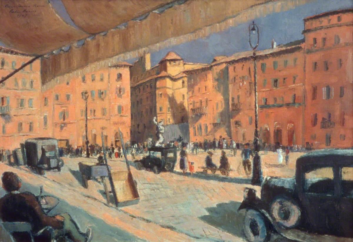 Piazza Navona, Rome