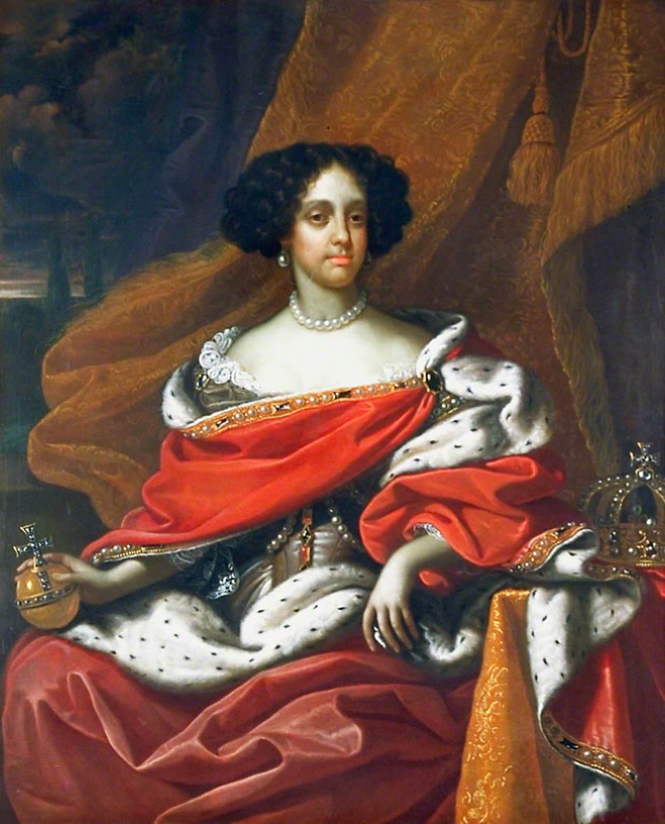 Catherine of Braganza (1638–1705), Queen Consort of King Charles II