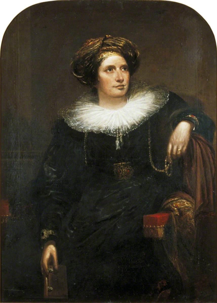 Lady Maria Callcott, née Dundas (1785–1842), Author and Traveller