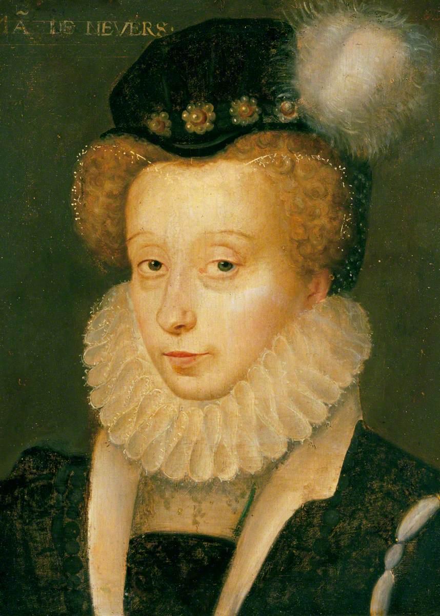 Henriette de Clèves (1542–1601), 4th Duchess of Nevers