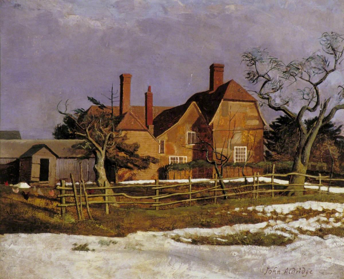 Claypit Hall, Halstead, Essex