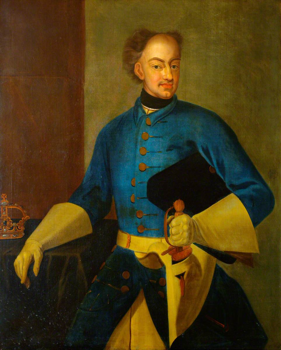 King Charles XII of Sweden (1682–1718)