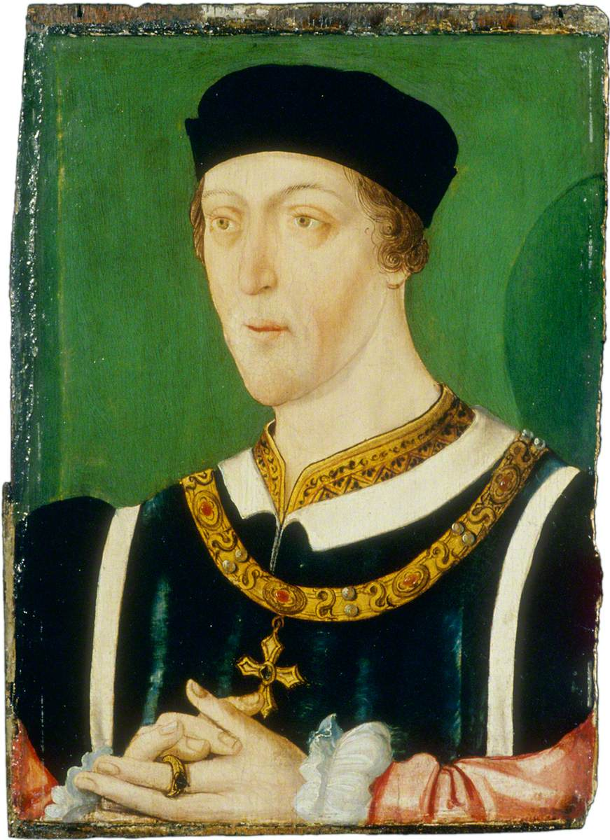 King Henry VI (1421–1471)